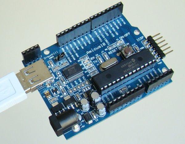 Amicus18 Board