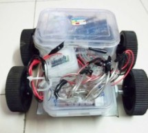 Hercules: The Motion Controlled Android Robot using Arduino