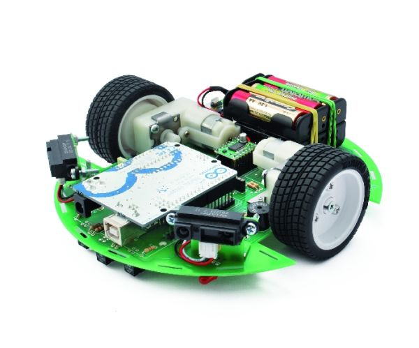 Arduino Fighting Robots