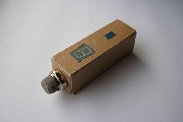 Arduino Gas detector