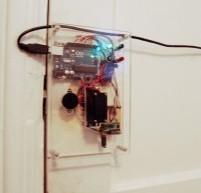 Keyfob Deadbolt using an Arduino Board