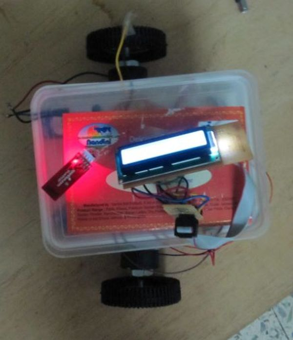 Arduino Message Droid