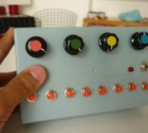 Arduino Board Step Sequencer