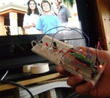 Control TV functions using Analog input and Arduino