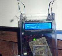 Arduino Board Sound Alarm
