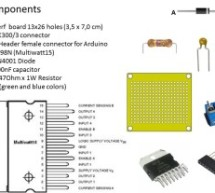 Dual H-Bridge – Arduino L298 Breakout Board