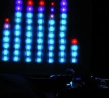 Big Spectrum Analyzer with Arduino