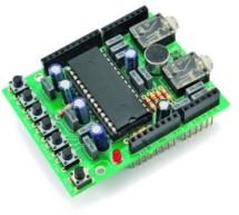 A Voice Shield for Arduino Board