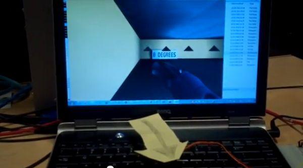 arduino l3dgecomm