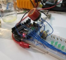 Building an Breathalyzer with MQ-3 and Arduino
