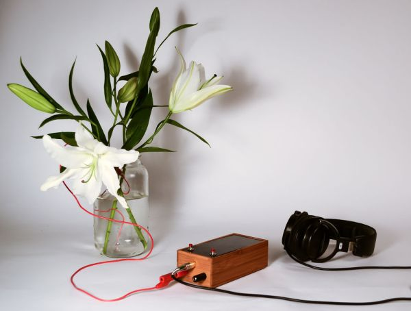 plant sing with Arduino