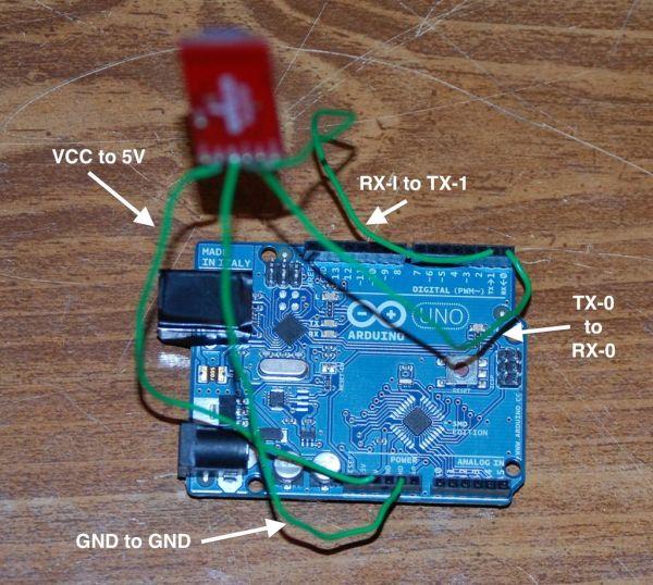 setup Arduino