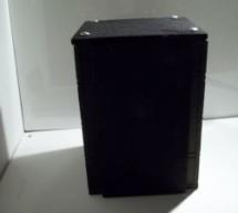 Cat Repelling PIR motion sensor (covert) speaker box alarm using Arduino