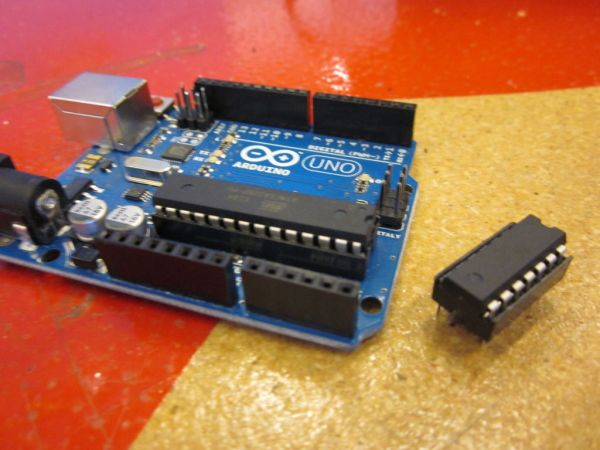 ATTiny powered Arduino Projects -Use Arduino for Projects