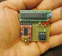 ATtiny programmer using Arduino ISP