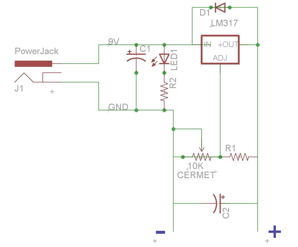 AVR System with Arduino circuit