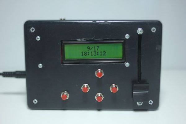 Alarm for Arduino