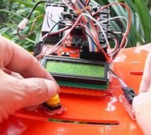 Ariadne – a 1st person maze on a 16×2 LCD using Arduino