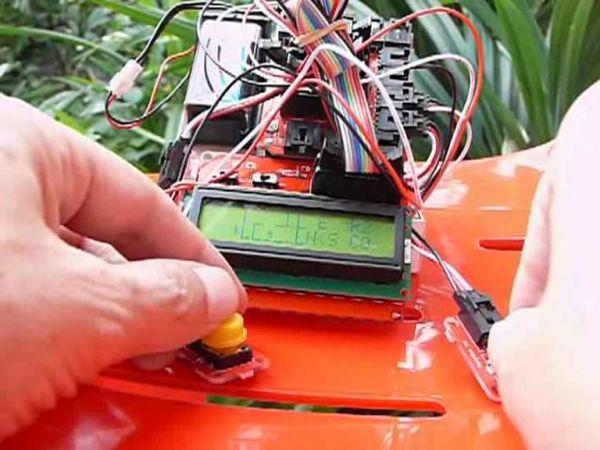 Arduino 16x2 LCD