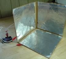 DIY 3D Controller using an Arduino