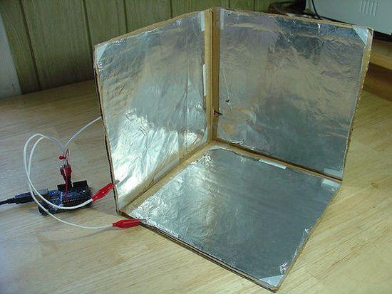 Arduino 3D Controller