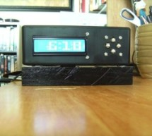 Alarm Clock with Tetris to Prove You're Awake using Arduino