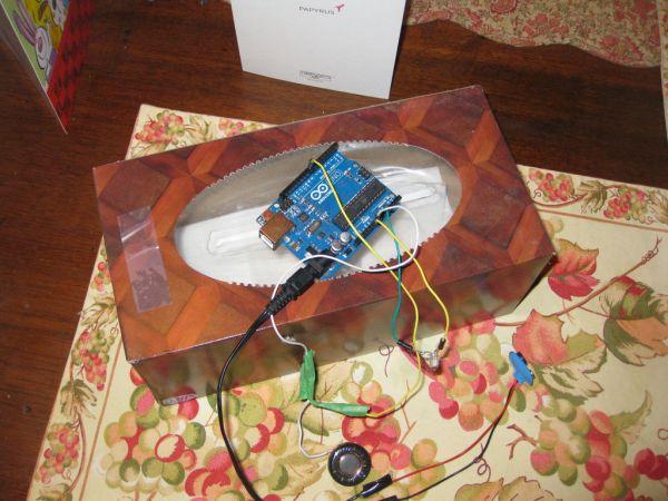 Arduino Audio Annoyatron