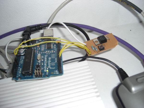 Arduino Auto reset stuff