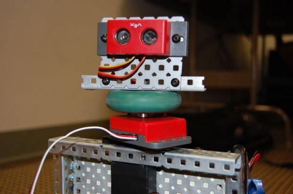 Arduino Autonavigation Robot