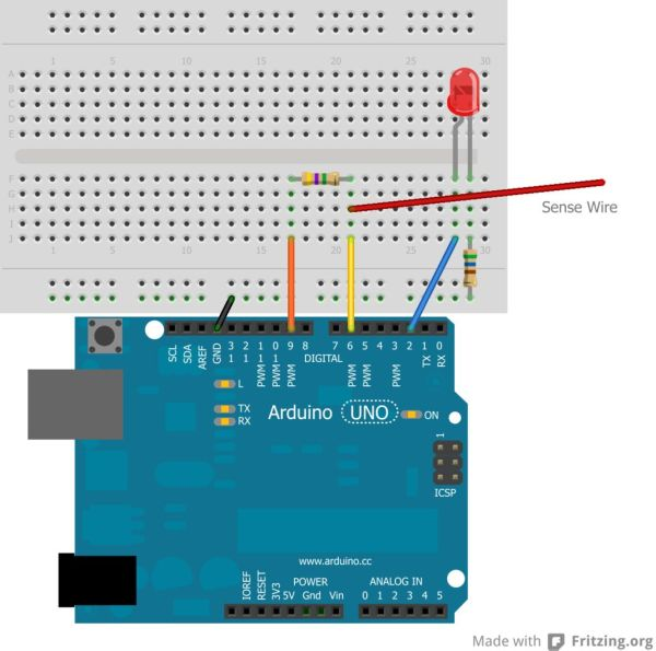 Arduino Beetbox circuit