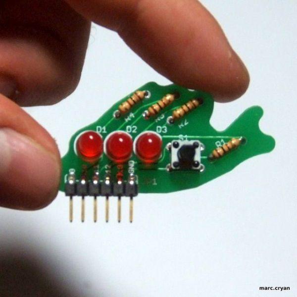Arduino Blinky Fish