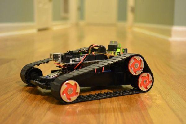 Arduino Bluetooth-bot
