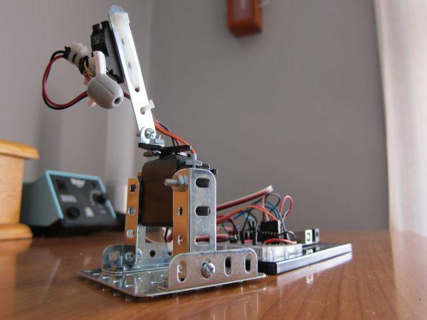 Arduino CatBot