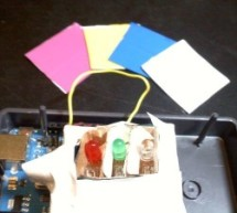 Arduino Color Sensor