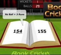 Digital Book Cricket Game with ATtiny 85 using Arduino