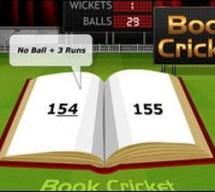 Digital Book Cricket Game with ATtiny 85 using Arduino