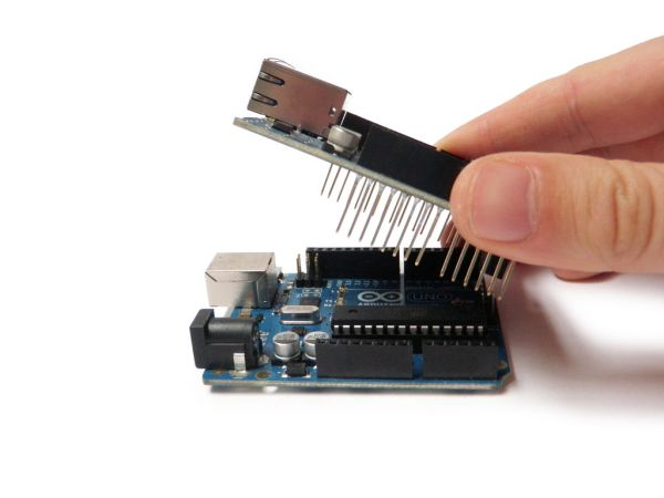 Arduino Ethernet Shield setup