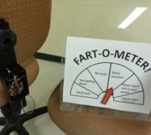 Arduino Fart-O-Meter