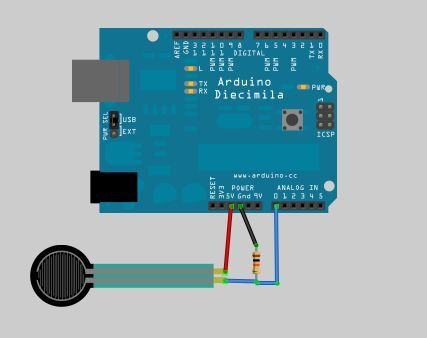 Arduino Fridge connection
