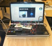 Game maker Rover using an Arduino