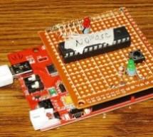 My Arduino In Circuit Programmer