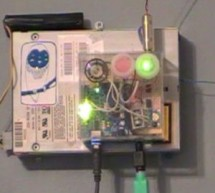 Nintendo Keyless Entry System using an Arduino