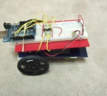 Arduino and L293D Robot ( Part 1 )