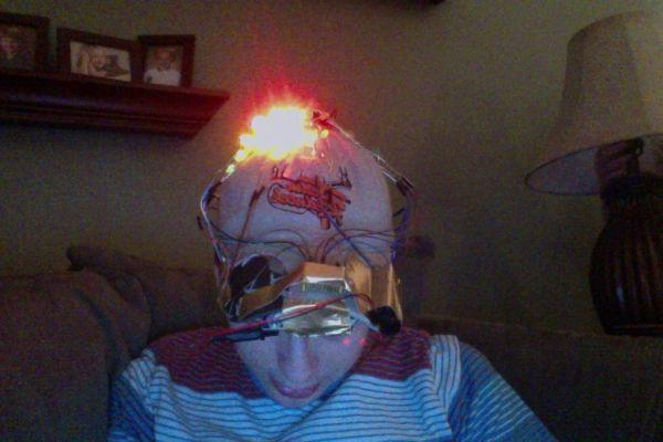Arduino LED Pattern Hat