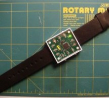 LED Watch using an Arduino