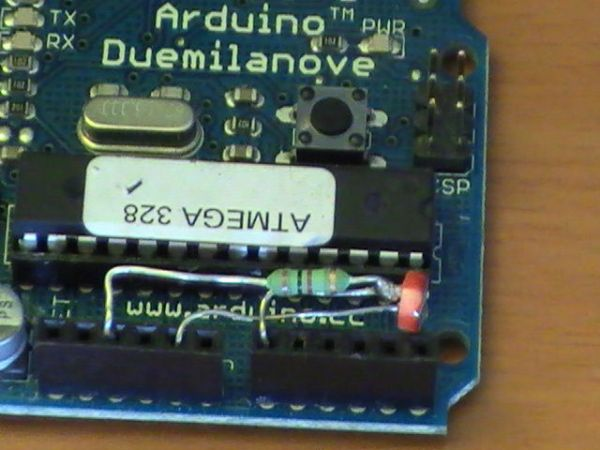 Arduino Laser Tripwire connection