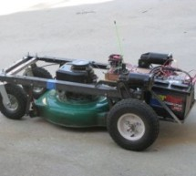 Arduino R/C Lawnmower