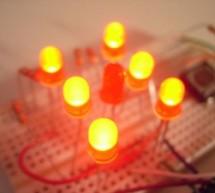 Arduino Led Dice