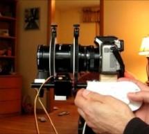 Arduino camera Lens Controller
