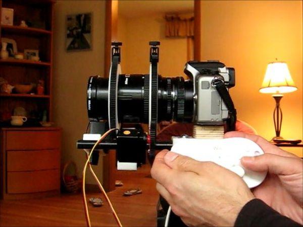 Arduino Lens Controller